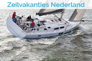 Zeilvakantie Nederland