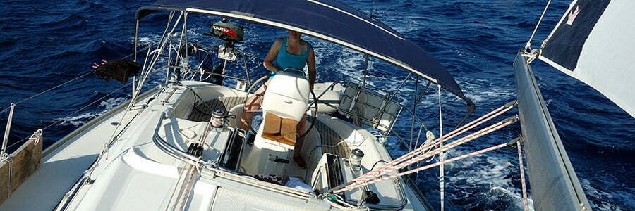 Flottielje zeilen Lefkas, boek uw zeilvakantie bij Tip Top Sailing