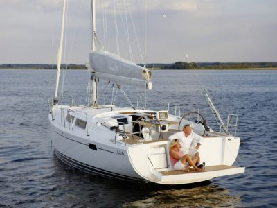 Hanse 385 Windfall