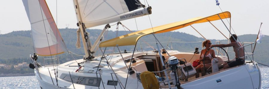 Bareboat zeilen Griekenland