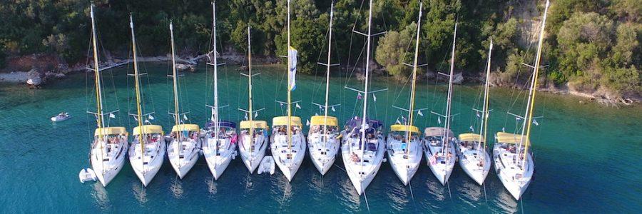 Meivakantie zeilen met Tip Top Sailing