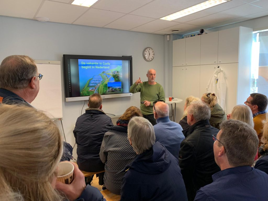 Flottielje Briefing Tip Top Sailing